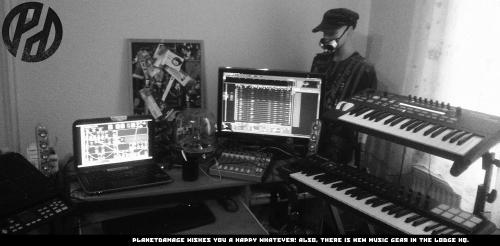 planetdamage lodge studio