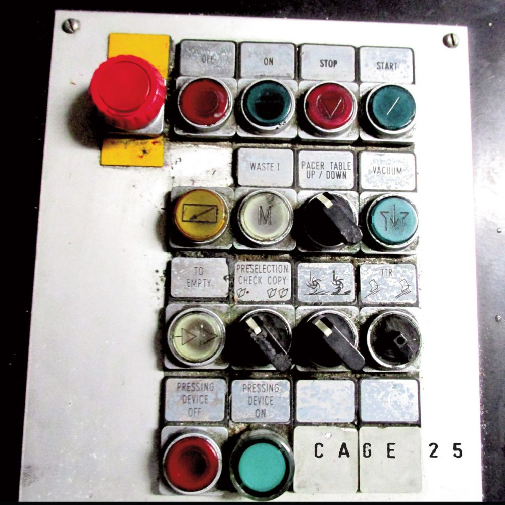 "The Cage 25 (features ""Vex"", 2018)"